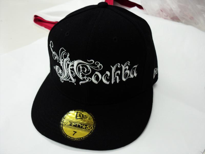 Вышивка на кепках на заказ 64