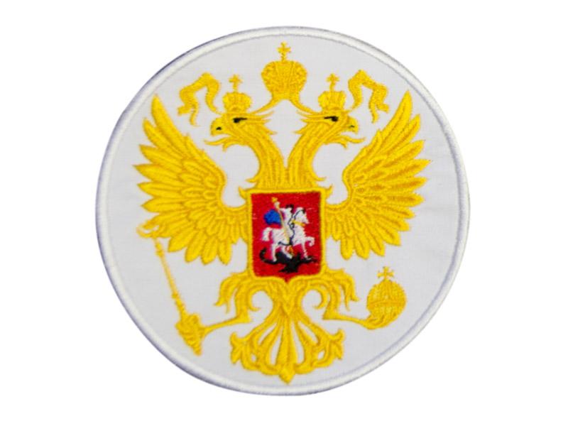 герб на белом фоне