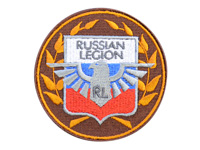 Шевроны для STRIKEBALL команда RUSSIAN LEGION